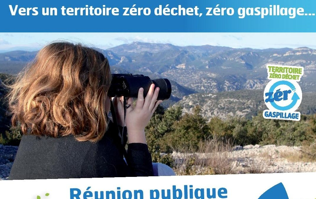 Réunion publique Zéro Déchet