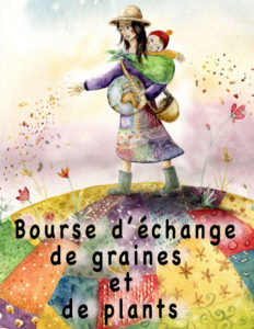 16 mai : Bourse d'échange de graines et de plants @ Domaine de Campeyroux