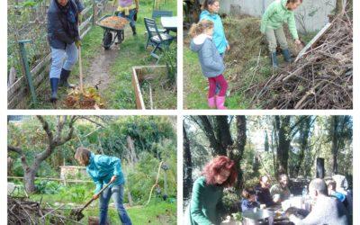 Journée de travaux collectifs d'automne