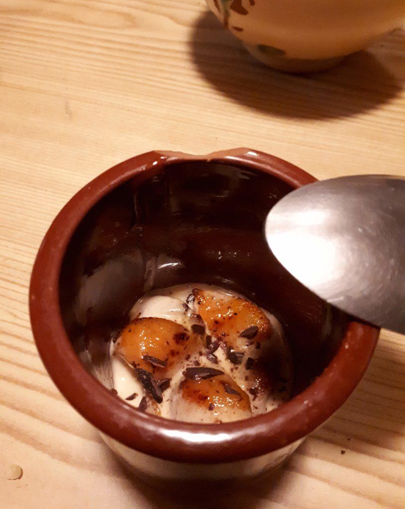 sabayon sucré aux patates douces