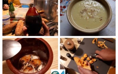 Cuisinez et réveilles les légumes d'hiver avec poivres et huiles essentielles !