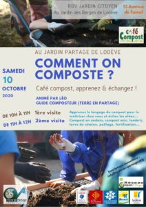 Comment on COMPOSTE ? @ Jardin des Berges