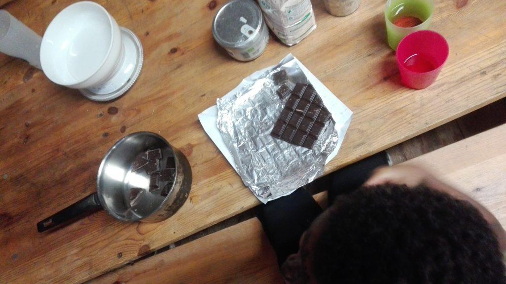 chocolat gateau recette