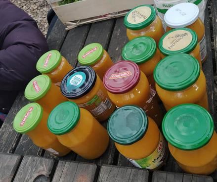 bocaux soupe distribution