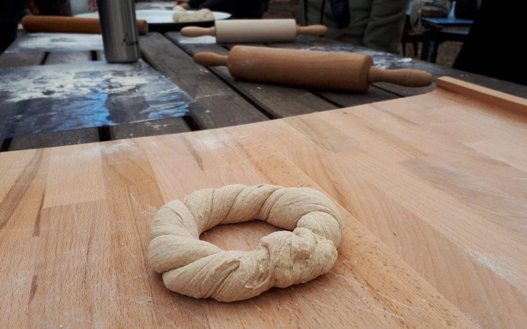 Autour du pain, recettes d'Anatolie