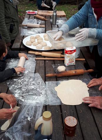 atelier pain jardin