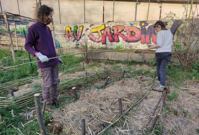 Jardin partagé Lodéve