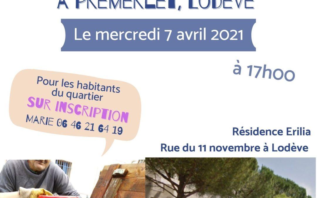 7 avril : Mini-formation Composteurs avenue Prémerlet