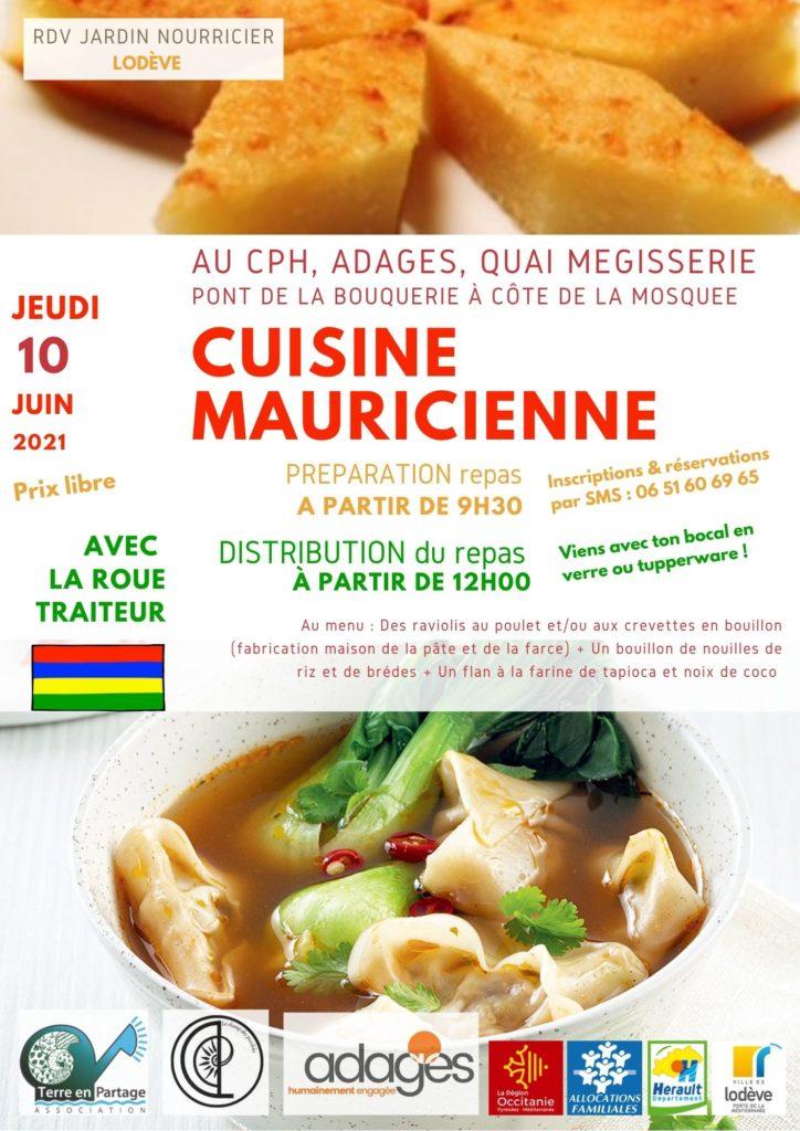 repas mauricien lodève