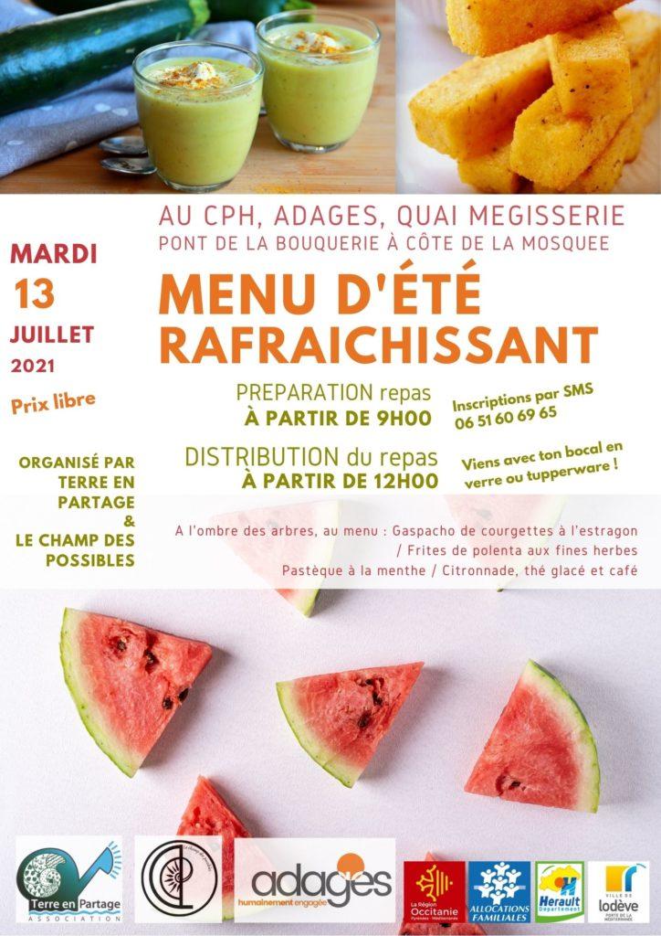 rdv cuisine terre en partage